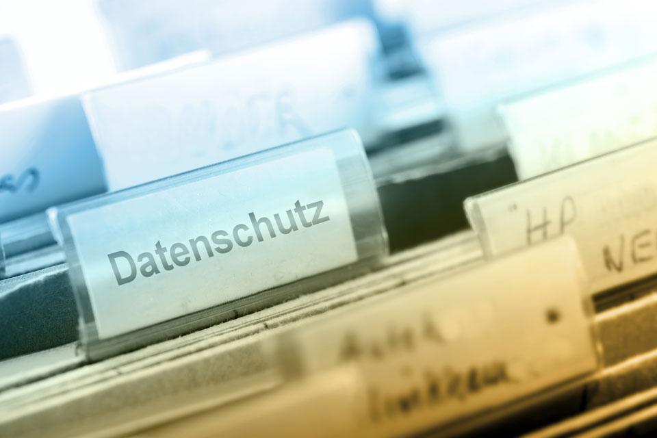 Datenschutz-Akten