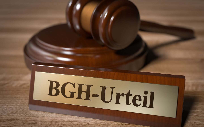 BGH-Urteil