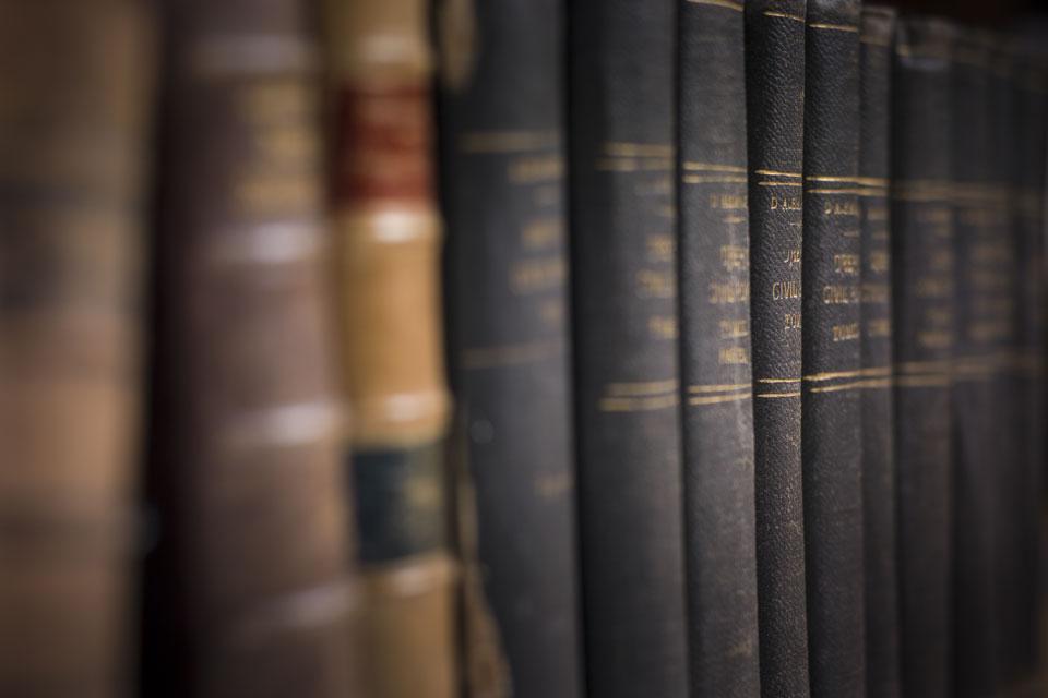 Bücher über Rechtswesen